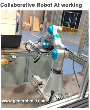 Suzhou GENE Automation -Collaborative robot -single arm robot